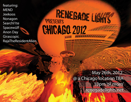 renegade lights chicago