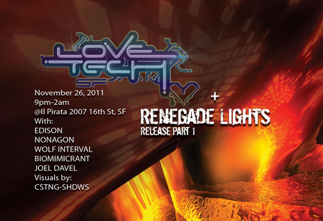 renegade lights release part